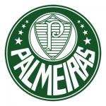 Het logo van de Sociedade Esportiva Palmeiras