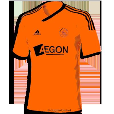 Ajax Uitshirt 2012