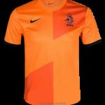 Thuisshirt Nederland 2012
