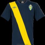 Het uitshirt van Zweden
