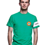Copa Shirt Ireland Captain