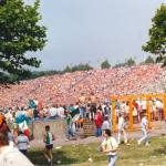Nederland-Ierland 18 juni 1988 Parkstadion Gelsenkirchen