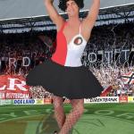Feyenoord balletkleding