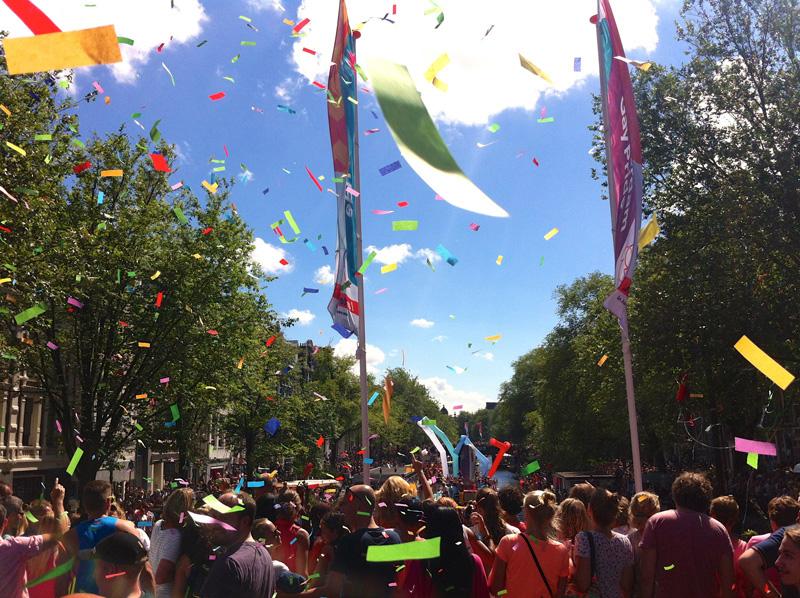 Gay Pride Foto's