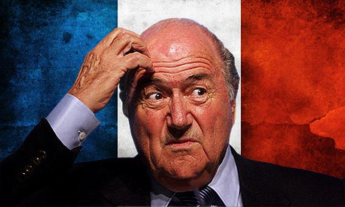 President Blatter