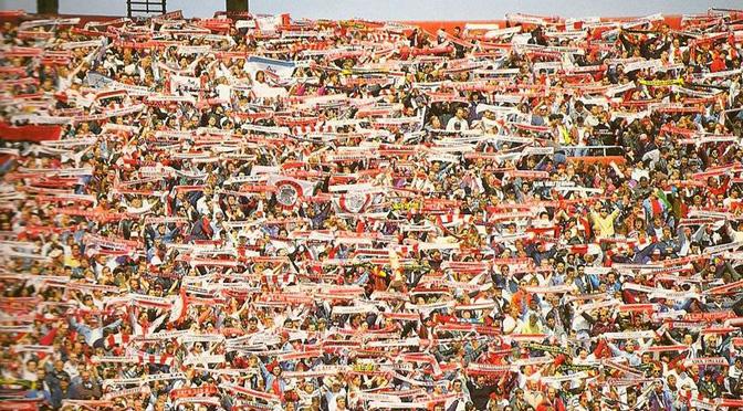 Ajax Fans Olympisch Stadion