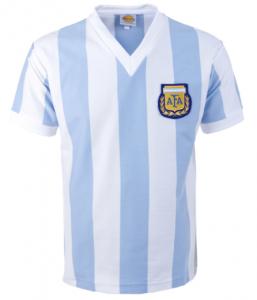 Argentinie shirt 1982