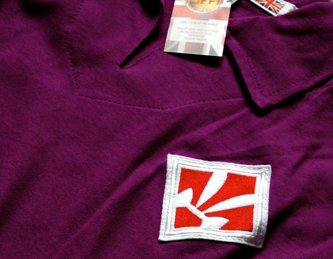 Fiorentina-retroshirt