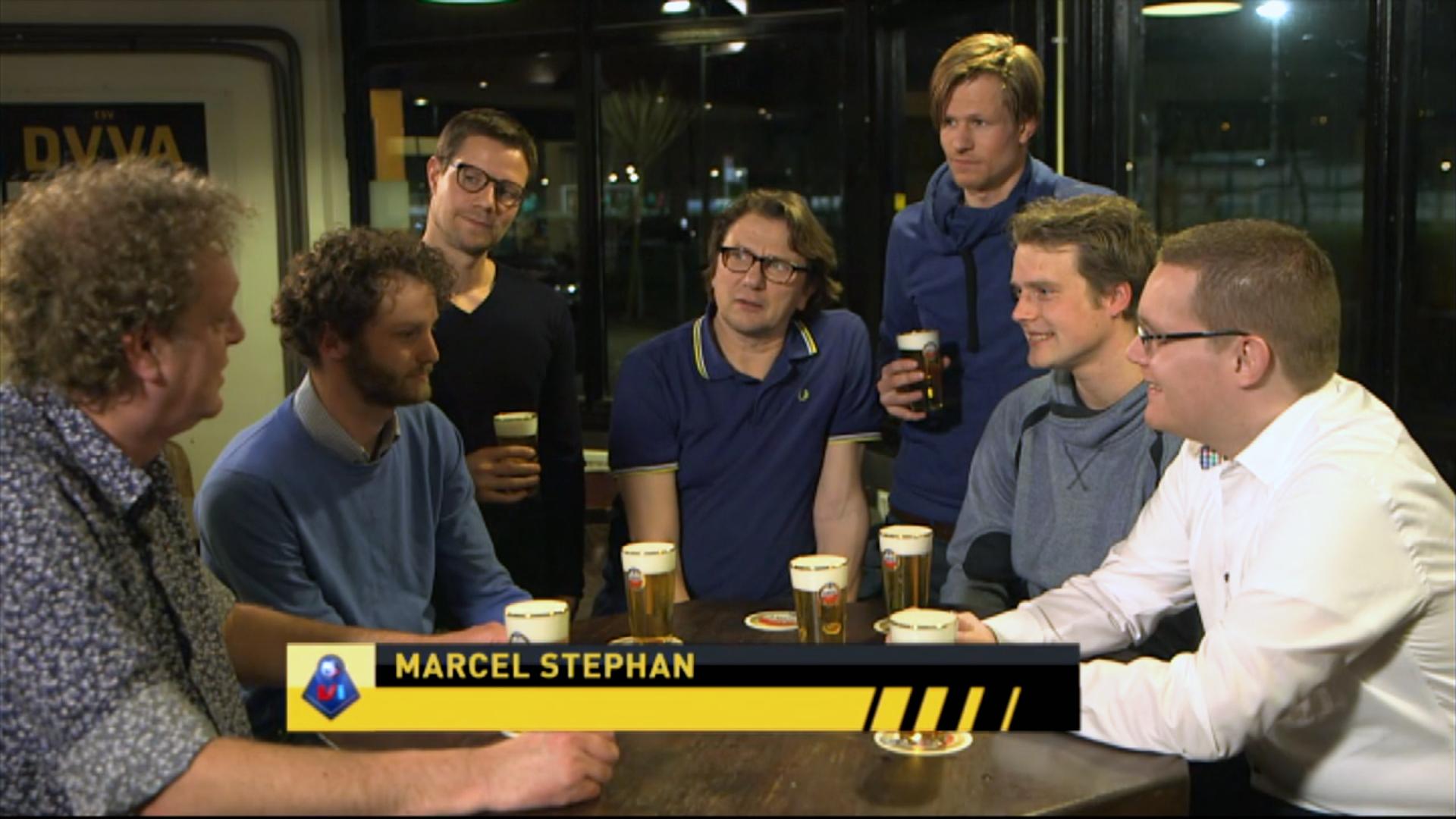 Wamberto Tour bij VI-TV