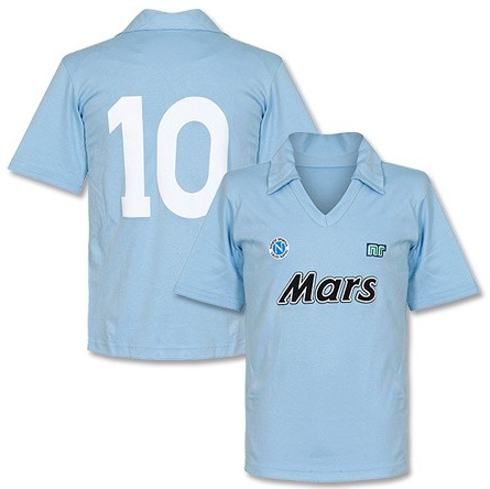 Napoli retro shirt