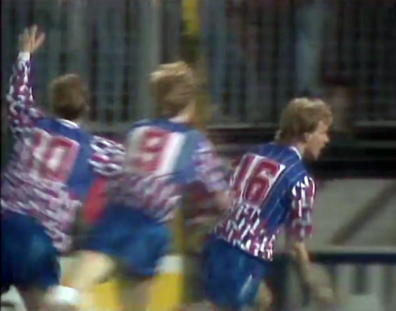 PSV-Ajax 13 maart 1990