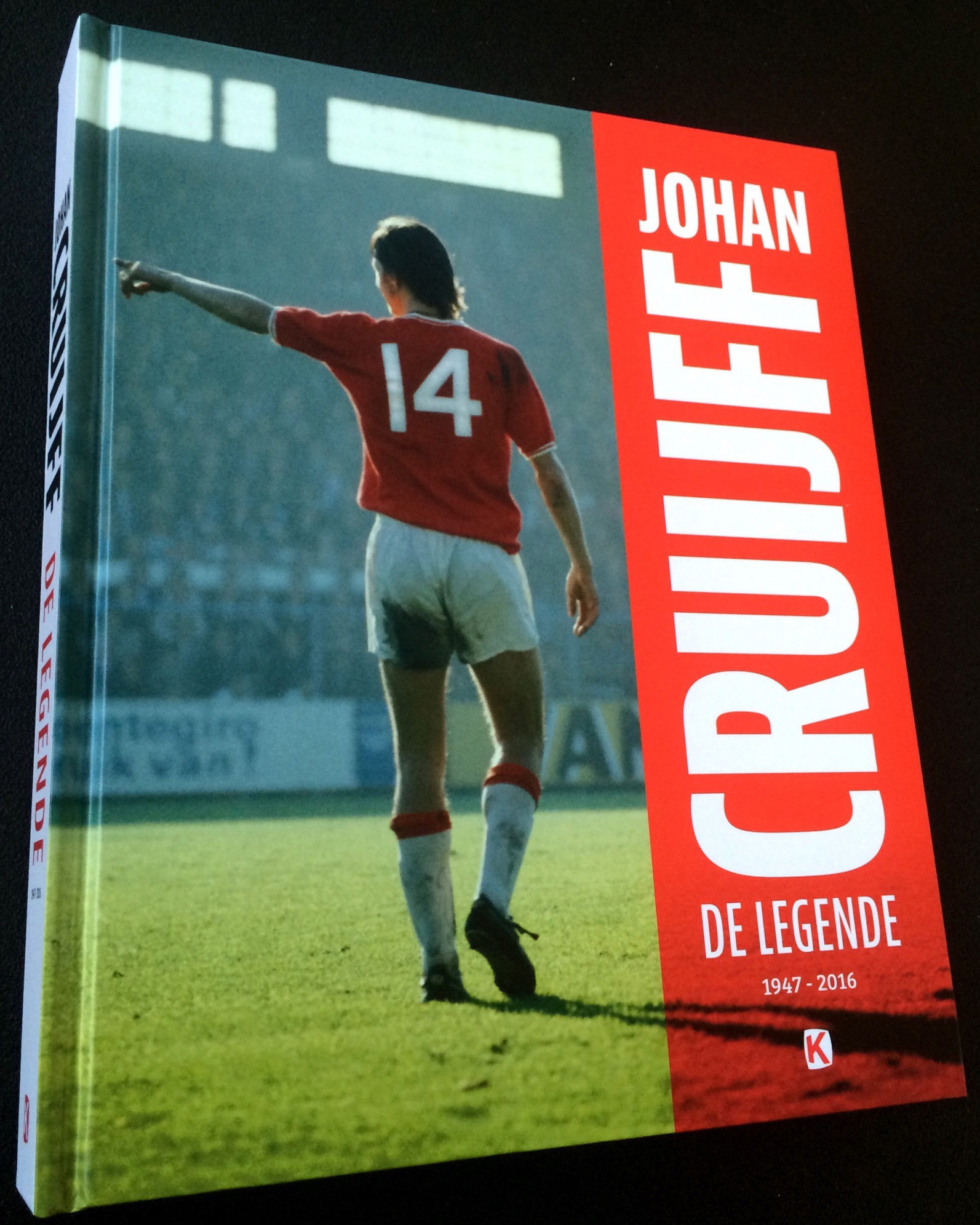 Johan Cruijff De Legende