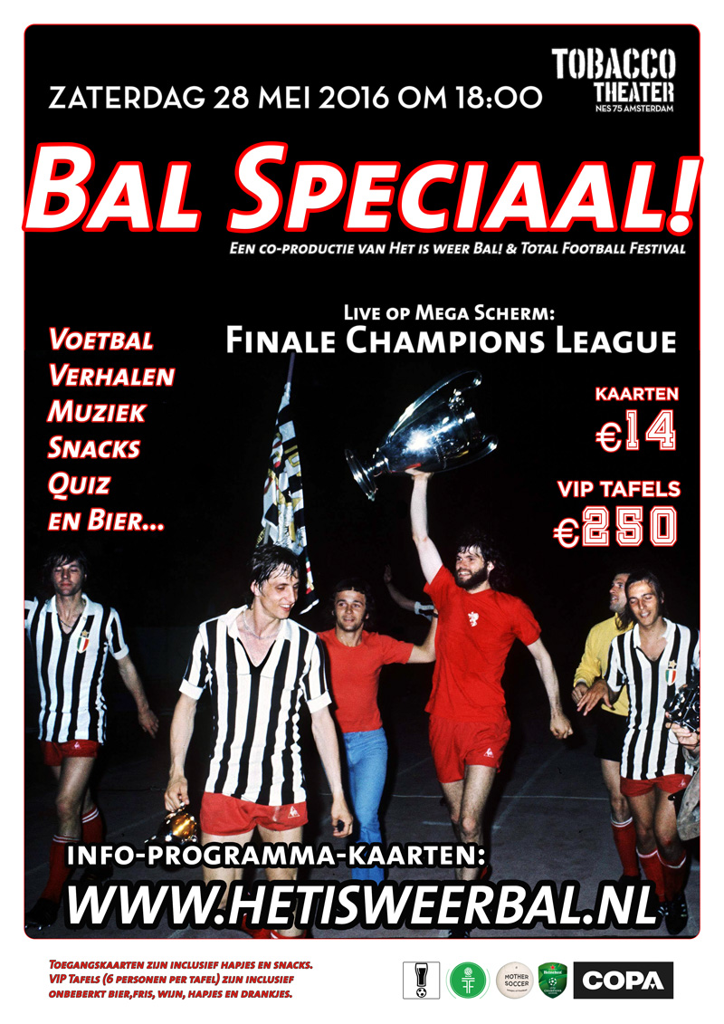 Poster Bal Speciaal!