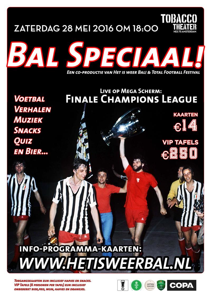 Bal Speciaal!