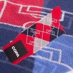 COPA Argyle Pitch Socks