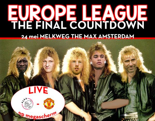 Europe League the Final Countdown